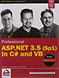 This book continues to set the standard for ASP.NET established by the earlier 2.0 and 3.5 versions of this book. This edition retains many great features from previous versions, including both printed and downloadable VB and C# code examples and gre...