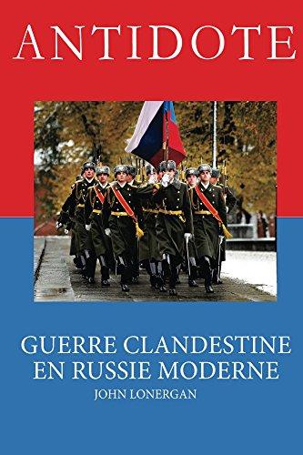 Antidote: Guerre Clandestine en Russie (Un roman Robert Cook t. 1)