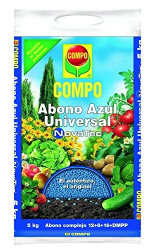 Compo 1418202011 - Abono azul universal Novatec de 5 kg