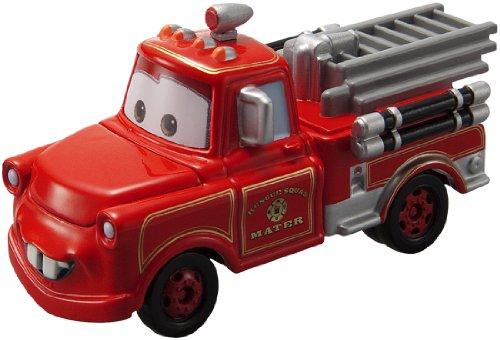 Toon-mater Cars (Cars Tomica TOON Rescue Squad Mater Disney Pixar C-35 (japan import))
