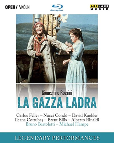 Rossini: La Gazza Ladra (Legendary Performances) (Kostüme Italienische Opern)