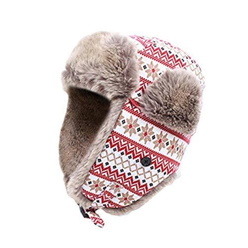 Kinder Winter Trapper Hut mit Ohr Winter winddicht warme Ski Cap Hut Kinder Modelle für Jungen Mädchen nie-hu Trapper Ski