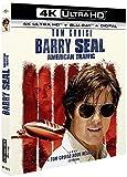 Barry seal : american traffic 4k ultra hd