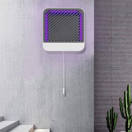 DUKEMG Moskito-Lampe nach Hause kommerziellen Innen-Plug-in Wand Restaurant Hotel elektrische Mückenfalle Falle Artefakt Stummschlafzimmer Schlafsaal physischen Anti-Moskito-Haus