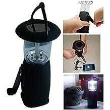 Solar & Dynamo Power Lantern & Emergency Charger