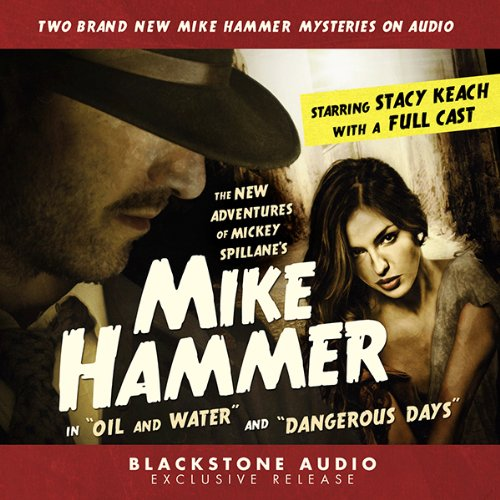 The New Adventures of Mickey Spillane's Mike Hammer  Audiolibri