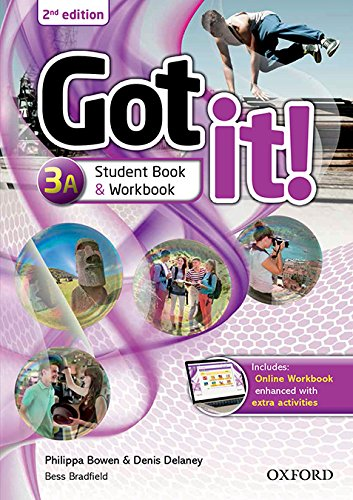 Got It! Plus (2nd Edition) 3. Student's Pack A (Got It Second Edition)