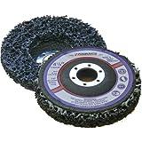 Abracs Poly Disc Lot de 5 disques abrasifs 115 x 22mm
