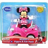 Mattel T3219 - Playhouse Disney - Micky Maus Wunderhaus - Minnies Auto
