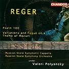 Psaume 100 Op.106 - Variation Et Fugue Sur Un Thème De Mozart