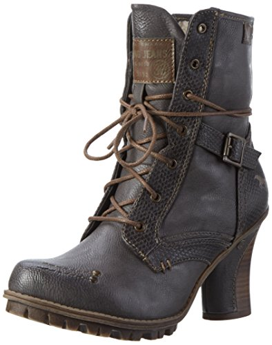 Mustang-Womens-1141-608-Ankle-Boots