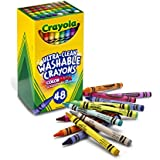 Crayola 48 Count Ultra Clean Washable Crayons
