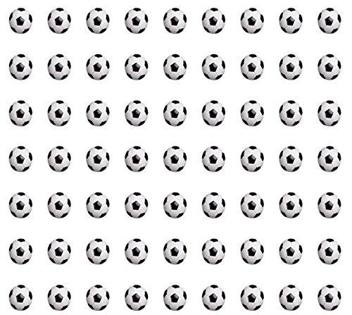 Fußball football Nagel Kunst Abziehbild Nail Art Decals