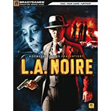 L.A. Noire (Lösungsbuch)