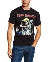 Iron Maiden Men's New York Short Sleeve T-Shirt