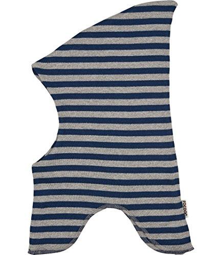 Racoon Baby-Jungen Mütze Frede Rib Kapuzenmütze, Mehrfarbig (Insignia Blue Ins), S...