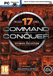 NEW & SEALED! Command And Conquer The Ultimate Edition PC Game UK (B0098VNKDQ) | Amazon price tracker / tracking, Amazon price history charts, Amazon price watches, Amazon price drop alerts
