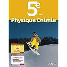 Physique chimie 5e : Bimanuel