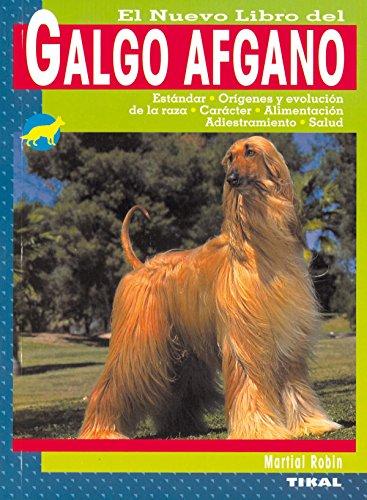 Galgo Afgano, Nuevo Libro Del