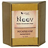 Neev Patchouli Handmade Soap- A deep Mus...
