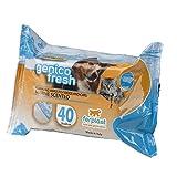 Ferplast 85312609 Salviettine Igieniche Genico Fresh Dog Marinex40, Rinfrescanti e Deodoranti per Cani
