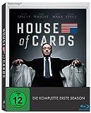 House of Cards - Season 1 [Blu-ray]