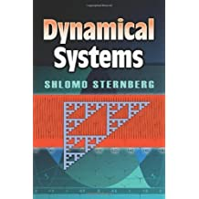 Dynamical Systems (Dover Books on Mathematics) by Shlomo Sternberg (2010-07-21)