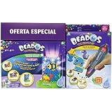 Beados - Pack de lámparas mágicas y pack de inicio (Giochi Preziosi 01622)
