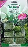 30 Bastoncini gesal Stick Fertilizzante 1 confez concime lenta cessione per Piante Verdi per Appartamento e Balcone