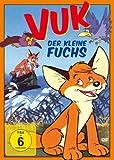 DVD Cover 'Vuk - Der kleine Fuchs