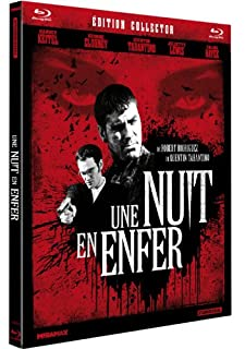 Une Nuit en enfer [Édition Collector Blu-ray + DVD] (B008S8BGCW) | Amazon price tracker / tracking, Amazon price history charts, Amazon price watches, Amazon price drop alerts