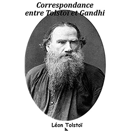 Correspondance entre Tolstoï et Gandhi