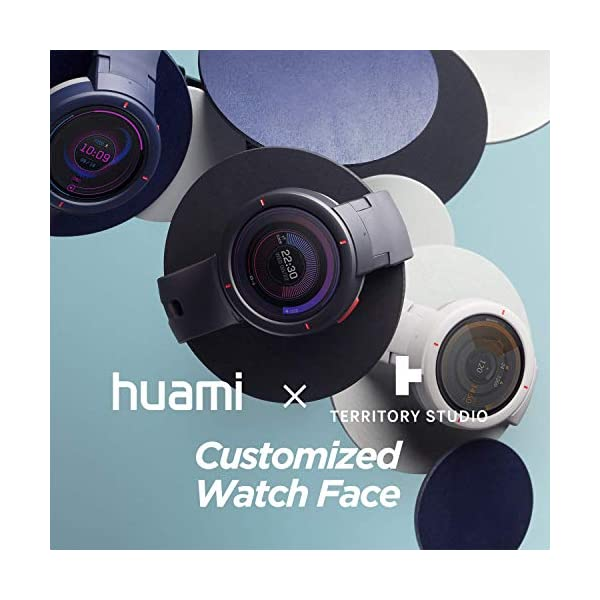 Xiaomi Amazfit Verge – (Smartwatch Fitness)- Reloj Deportivo –
