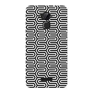 Inkif Printed Designer Case Mobile Back Cover For Coolpad Note 3