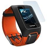 TomTom Adventurer Protecteur d'écran - 3 x atFoliX FX-Clear ultra claire Film Protecteur Film Protection d'écran