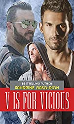 V Is For Vicious (The Santorno Series Book 10)