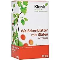 WEISSDORNBLÄTTER m.Blüten Tee 100 g Tee preisvergleich bei billige-tabletten.eu