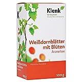 WEISSDORNBLÄTTER m.Blüten Tee 100 g Tee