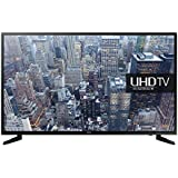 Samsung UE65JU6000 65-Inch Widescreen 4K Ultra HD Smart Wi-Fi LED Television with Freeview HD (2015 Model)