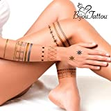 Tatouages Éphémères Bijou Tattou