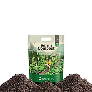 Ugaoo Vermicompost for Plants 1 Kg - Organic Fertilizer & Manure