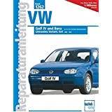 VW Golf IV / Bora (Reparaturanleitungen)