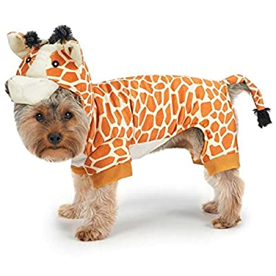 Giraffe Dog Halloween Costume