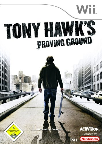 Tony Hawk's Proving Ground [Importación alemana]