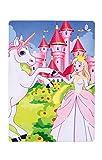 Obsession Teppiche, Polyester, Princess, 100 x 150 cm