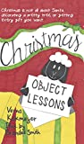 Object Lessons for Christmas (Kids Activity Books) (English Edition)