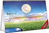 Mondkalender 2015 Romanus Gesundheitsmondkalender Michael Römer Mond Tisch und Taschen Kalender DIN A 5