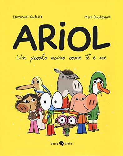 scaricare ebook gratis Ariol. Un piccolo asino come te e me PDF Epub