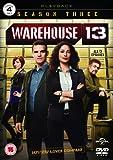 Warehouse 13 - Season 3 [DVD]