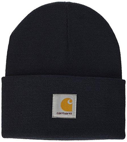 Carhartt, Acrylic Watch Hat - Cappello, unisex, colore navy, taglia Taglia unica
